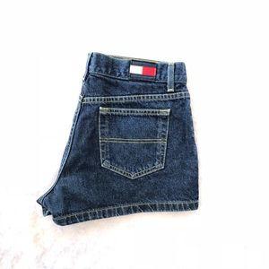 Tommy Hilfiger Vintage Jeans Women's 9 Dark wash